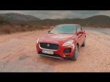 Самый маленький и дорогой – Jaguar E-Pace. Тест-драйв и обзор