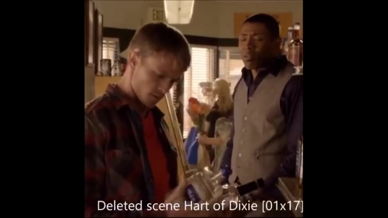 Deleted scene from Hart of Dixie s1 ep 17