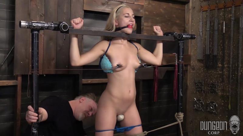 Jade Amber 1 [2017 г., Natural Tits, Teen, Toys, BDSM, Bondage, Domination, Humiliation, 60fps, 1080p, SiteRip]