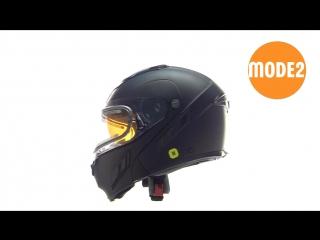 Мото-Тема. Снегоходный шлем