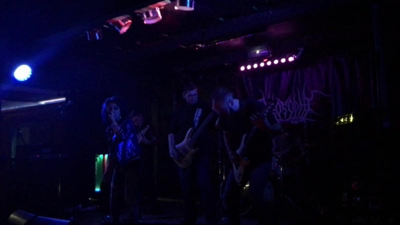 Revoid - Nameless (Live)
