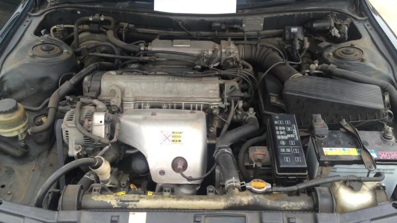 Работа двигателя 3S-FE (TOYOTA VISTA SV32)