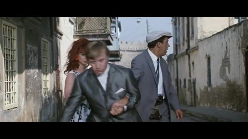 Руссо туристо. Облико морале. Ферштейн Бриллиантовая рука 1968 г