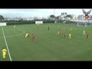 Голевая передача Араса Озбилиза в матче с ФК Дебрецен 14 02 18
