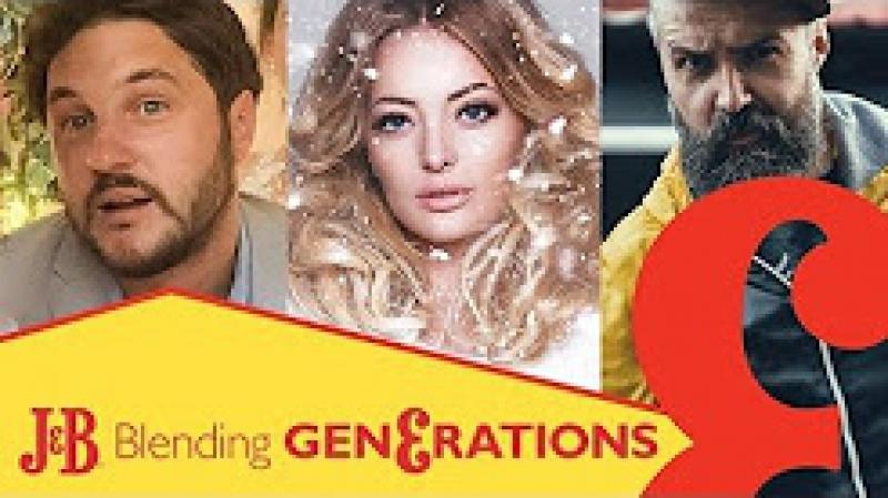 Despre generatii, cu Hefe, Delia Dan ¦ Blending Generations by JB