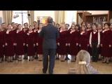 Большой Детский Хор ( 22.11.2015) Именно на этом концерте , Савелий Ершов исполнил песню