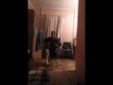 Омско-Питерский фристайл от Санька