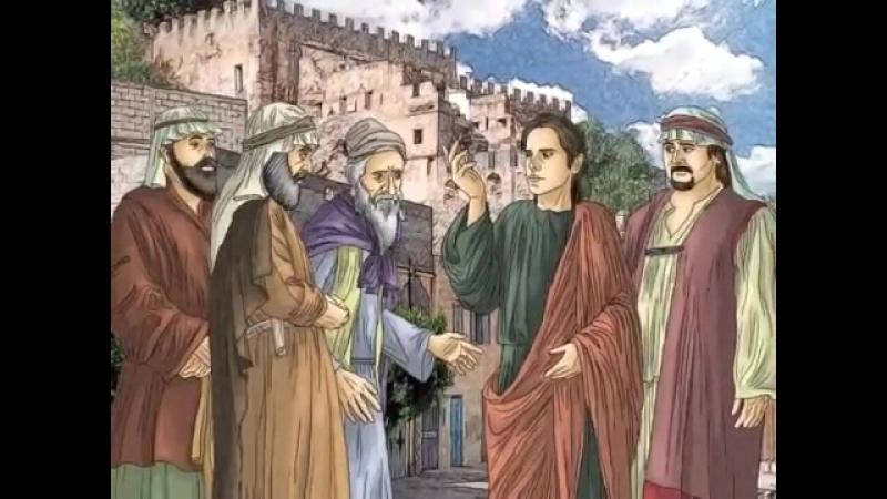 Святой пророк Захария.21 февраля