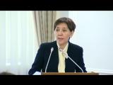 О законопроекте по модернизации рынка труда (Тамара Дуйсенова)