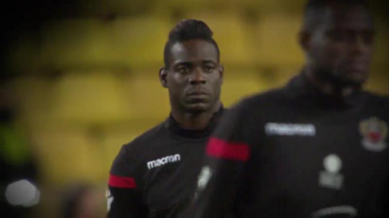 Balotelli _ Nices golden scorer _ Week 21 Ligue 1 Conforama _ 2017-18