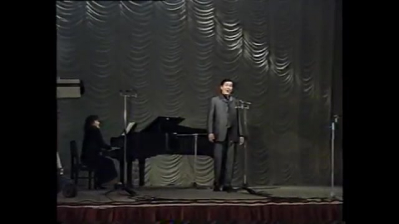 _Жаран наhанай жаргал_ - Жиргалсайхан Чингис - төгөлдөр хуурч Ж.Ариунаа (1999 он)