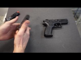 Травматический пистолет Grand Power F-FM-01