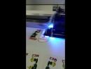 UV机打印视频