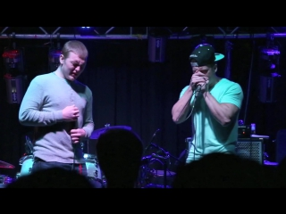 NaPoM vs Kenny Urban ⁄ Top 16 - Midwest Beatbox Battle 2013