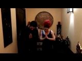 Звезды танцев Андерсон и Таис в гостях у THAIBEAUTYSPA