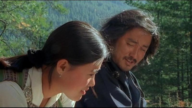 Маги и странники / Travellers and Magicians (2003) / драма, приключения, Королевство Бутан