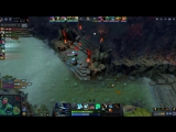 !Attacker is back! EPIC Kunkka X-Mark The Spot 1 HIT = 3x Kill - Dota 2