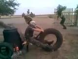 Армейские приколы - Супер Байк