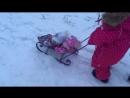 Зимние комбинезоны для кукол Антонио Хуан и Беби Борн
