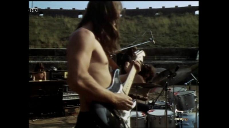 Echoes - Pink Floyd Pompeya titulos (1972) Film ORIGINAL NO digital - analog audio
