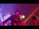 Глеб Самойлов &amp The Matrixx  - Никто не выжил, Порвали мечту, Воронеж, 03.11.2017