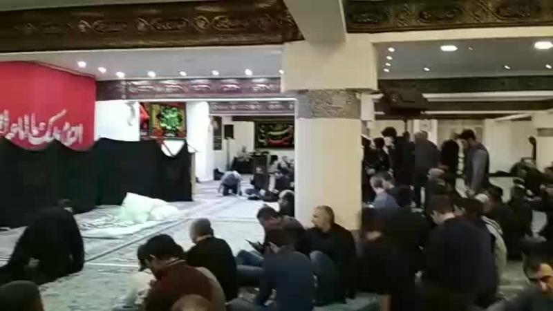 Шабех посвященный мученической смерти Фатимы аз-Захры (алейха салям)