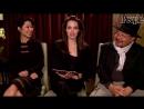 Анджелина в интервью для журнала People