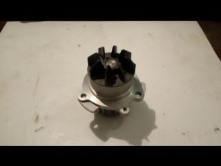 Комплектующие для замены ремня ГРМ на 126-м моторе. Выбор помпы для Lada Priora.