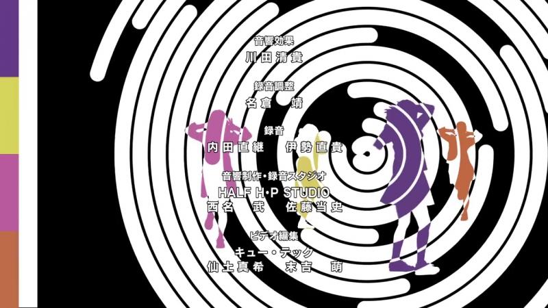 The Reflection Wave One / Отражение: Первая Волна - 8 серия [Озвучка: KANSAI (многоголосая,закадровая)]