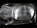 Полировка стеклянных фар на примере Мерседес W124 своими руками