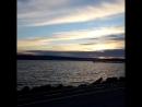 Последнийзакат 2017 года побережьеболгарии в городе Варна sanset Sonnenuntergang sea blaksea schwarzemeer strand beach