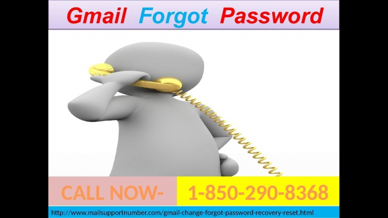 Resolve issue of log in failures by Gmail Forgot Password 1-850-290-8368