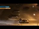 Девушки в Тюмени не поделили тротуар и устроили драку