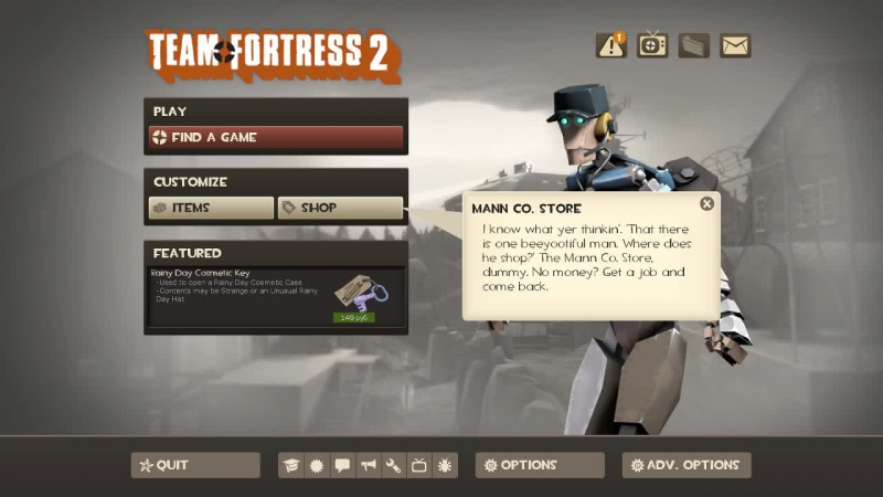 Let's Play! Team Fortress, Dota 2 SLRR
