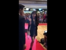 [EVENT] 180226 @ IU - Little Forest VIP Premiere Red Carpet (Fancam)