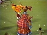 Карнавал в Лужниках. Виль Головко (1986)