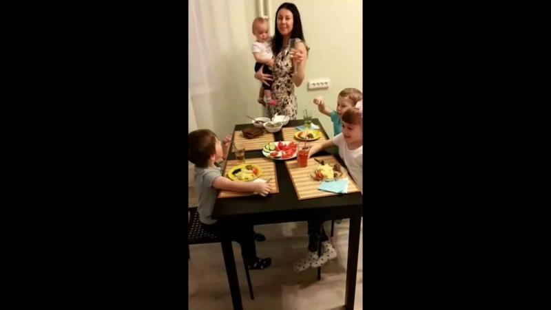Малышня Спасские 2018