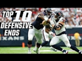 Top 10 Defensive Ends of All Time! | NFL Highlights