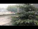 Пожар в центре Екатеринбурга - live