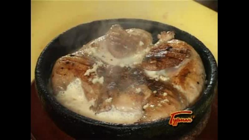 Курица по кхмерски