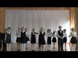 Вокальный ансамбль «Музыкальная палитра» 3 класс - «Вьюженька»