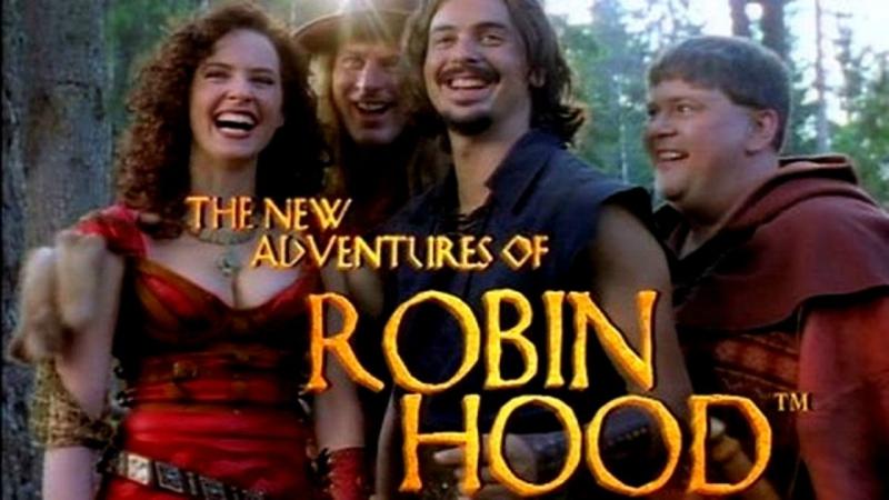 Новые приключения Робин Гуда 1 сезон 02 серия