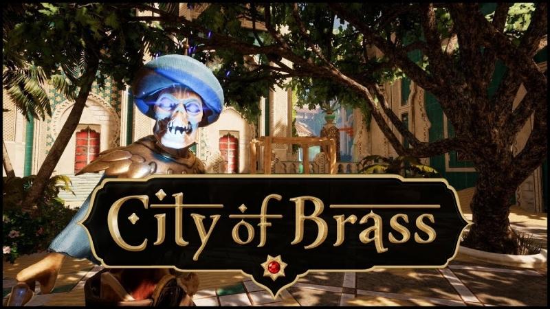 [Стрим] City of Brass