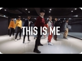 1Million dance studio This Is Me - Keala Settle / Jun Liu Choreography