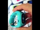 Детские телефон часы с GPS модель - Q50