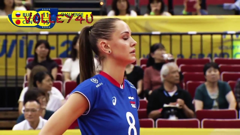 TOP 10 EXCEPTIONAL spikes by Nataliya Goncharova -- 90km-h -- World Grand Champions Cup 2017