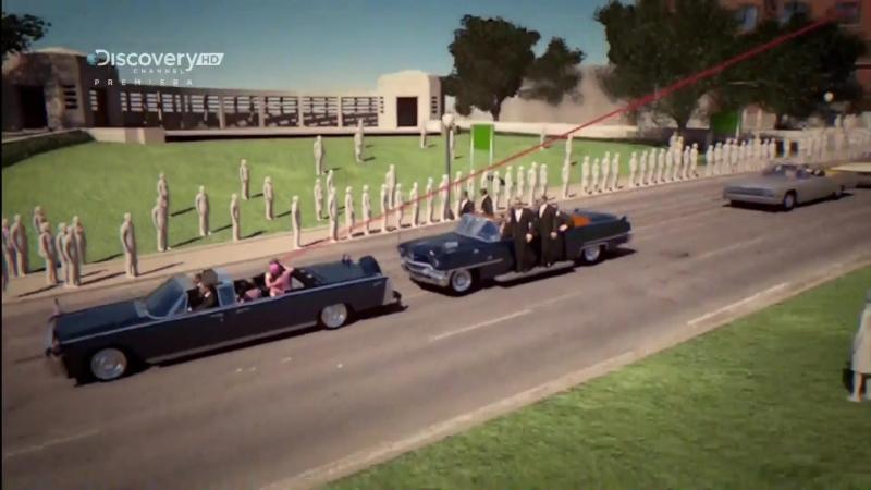 Джон Кеннеди: Пороховой дым / JFK: The Smoking Gun (2013)