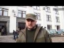 Луганск 5 декабря 2017 Опальный экс глава парламента ЛНР Алексей Карякин вернулся в Республику News Front