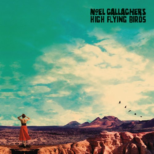 Новый альбом Noel Gallagher's High Flying Birds - Who Built The Moon?