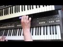 Рок Острова Ничего Не Говори Синтезатор Yamaha psr s670 Korg x50 Cover